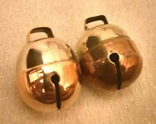 Acron Bells Pair For Raptors, Bird of Prey, Falconry, Eagle, Dogs, Cat and pets