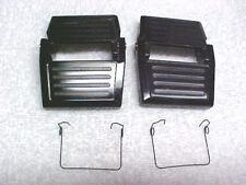 2 Rainbow Rexair vacuum cleaner latch+2 springs:D3C,D4C.SE locks water basin pan