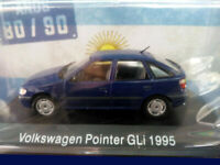 VOLKSWAGEN POINTER(1995) 80/90s Unforgettable Cars 1:43 Diecast SALVAT ARGENTINA