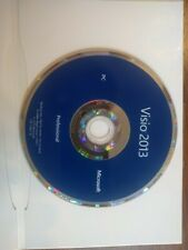 Microsoft Visio 2013 CD and Product Key