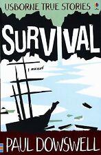 Survival Usborne True Stories