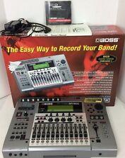 BOSS BR-1600CD Digital Recorder 80 GB w/ CDRW & DRUMS in Orig Box! Version 2