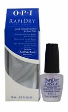 OPI Rapidry Top Coat Nail Polish, 0.5 oz (Pack of 5)