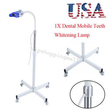 Mobile Dental Teeth Whitening LED Lamp Light Bleaching Machine For Dentist UPS