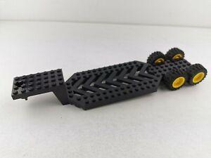 Lego® City Anhänger 30620 Trailer schwarz für LKW Truck ideal für Kirmes Bau