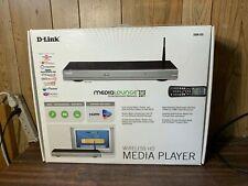 D-link MediaLounge DSM-520 Digital HD Media Streamer