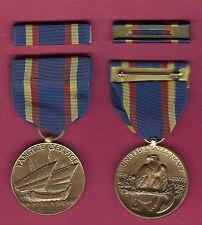 Navy Yangtze Service medal with ribbon bar