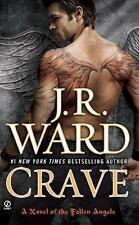 Fallen Angels: Crave 2 by J. R. Ward (2010, Paperback)