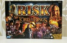 Risk the Lord of the Rings 2003 Trilogy Edition Sealed Contents Tolkien Hobbit