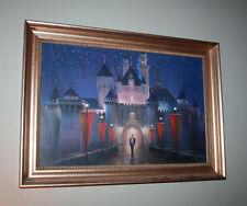 WALT'S MAGIC MOMENT Peter Ellenshaw Giclee 106 of 150 Disney Limited Edition