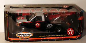 DTE 1:18 MATCHBOX COLLECTIBLE # 92883 TEXACO HOLMES FORD -F WRECKER TOW TRUCK