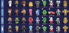 DISNEY PLUS + Woolworths OOSHIES Marvel Star Wars Pixar COMPLETE YOUR SET