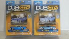 DUB CITY OLD SKOOL 57 BUICK & 57 BUICK 1/64