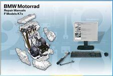 2006-2013 BMW F800S / F800ST / F800R RepROM Service Manual DVD - Multilingual