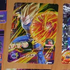 DRAGON BALL Z DBZ HEROES GALAXY MISSION PART 10 CARD PRISM CARTE HG10-50 SR NM