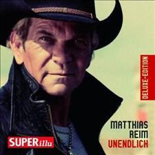 Matthias Reim - Unendlich - Deluxe Edition (Jahreskalender + Bonus) - CD NEU