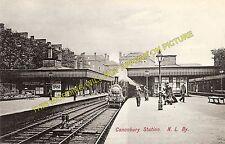 Canonbury Railway Station Photo. Highbury & Islington- Dalston. North London (1)
