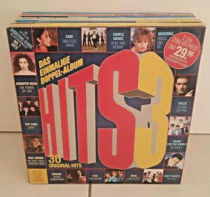 Schallplatten Sammlung LP Vinyl    -   30 LPs aus den 80er Jahren