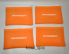 Dermalogica Cosmetic / Makeup Travel Pouch Bag (4 pack) - NEW, FREE SHIPPING