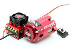 TrackStar ROAR approved 1/10th Stock Class Brushless ESC and Motor Combo (13.5T)