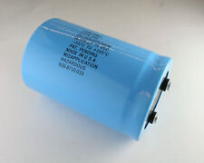 1x 16000uF 75V Large Can Electrolytic Capacitor 16000mfd 75 Volts DC 16,000 uF