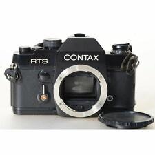Contax RTS Spiegelreflexkamera / 35mm SLR Kamera / Body / Analoges Gehäuse