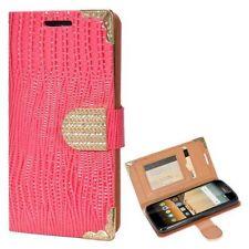 Étuis, housses et coques roses métalliques pour téléphone mobile et assistant personnel (PDA) Huawei