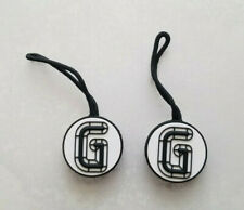 Lot Of 2 - 2020 Shot Show Geissle Zipper Pull Charm Geissle Triggers lot #2