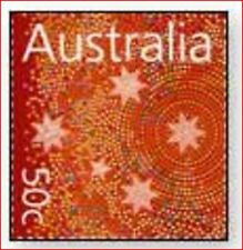 AUS0405  Greetings and stars 1 pc
