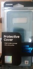 Brand New Oem Samsung Galaxy Note8 Protective Cover (Blue) Retail Pack