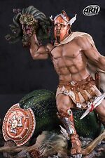 $350 PERSEUS VS MEDUSA by ARH Studios Polystone Statue Greek Gods Myth gorgon