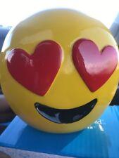 NEW Emoji Money Banks Hearts Bank Ceramic Love