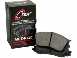 Front Brake Pad Set For 85-89 Merkur Scorpio XR4Ti YK28M2
