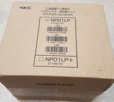 Genuine ORIGINAL NEC NP01LP LAMP  TO FIT NP2000  PROJECTOR - BRAND NEW