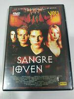Sangre Joven David Decoteau - DVD Español Ingles Region All