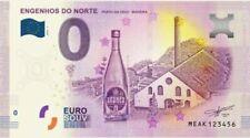 Billets euro du Portugal
