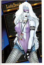 LADY DEATH DRAGON WARS #1 NAUGHTY GROUPIE EDITION LTD 99 DIPASCALE VARIANT 49/99