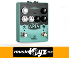 Keeley Aria Overdrive and Compressor Guitar Pedal