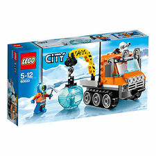 Lego City 60033 Arktis-Schneefahrzeug NEU+OVP -sofort lieferbar! - nur noch 1x!