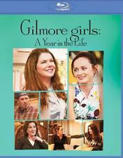 GILMORE GIRLS: A YEAR IN THE LIFE NEW BLU-RAY DISC