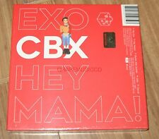 EXO-CBX Hey Mama! 1st Mini Album XIUMIN CD + PHOTOCARD SEALED