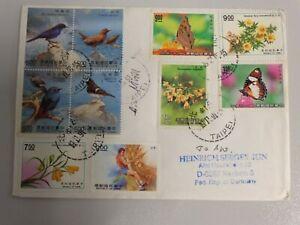 Vögel -China Brief Vögel und andere Marken