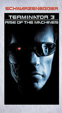 Terminator 3: Rise of the Machines (VHS, 2003, Pan &...