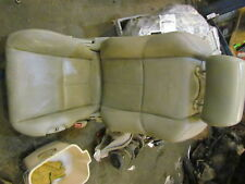 2003 Infiniti G35 Coupe Front RH Passenger Seat-See Photos