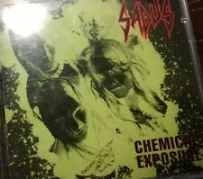 Sadus - Chemical Exposure [CD] ©1991 Roadracer (ORG/1st Press)
