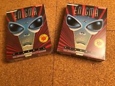 EPIC PINBALL:ENIGMA (DOS) NEW 3.5 FLOPPY DISK COMPLETE -PC GAME+FREE SHIPPING 🔥