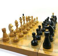 Soviet Grossmeister Chess Set Russian Vintage USSR Antique Tournament 45*45