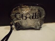 New CABOODLES CASE MAKEUP ORGANIZER  travel  tote bag purse cosmetic storage