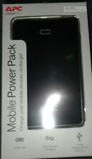 APC 10000mAh Mobile Power Pack (Black) - M10BK NEW