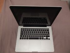 "Apple Macbook Pro A1278 13"" 2009 Laptop 2.26GHz 4GB RAM 250GB"